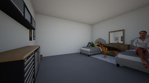 Phoebe - Modern - Kids room  - by Ptd