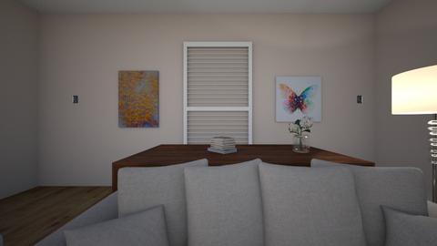 Peaceful Living Room  - Living room  - by PandaPrincess