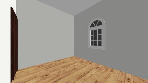 Trial pertama - Bedroom  - by yyyolanda