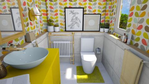 toilet artsy - by sarah4368