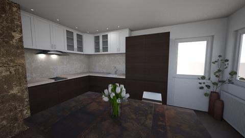 47 v5 - Kitchen  - by Mariaa S