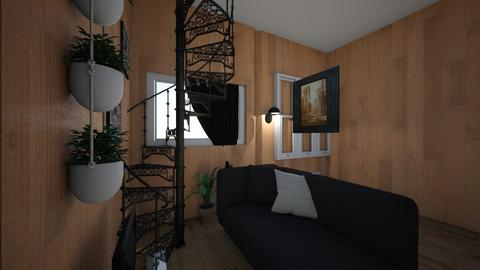 nuevo aparta sala 3 - Living room - by haze25