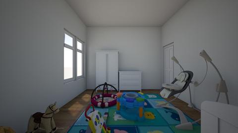 mine - Kids room - by edithj
