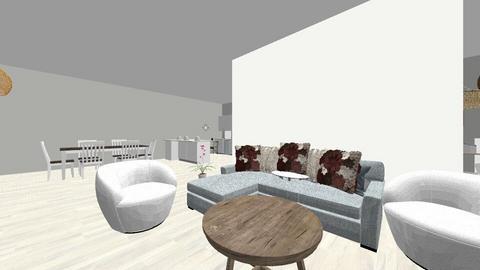 bianca 2 - Classic - Bedroom  - by samanta solano