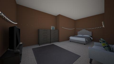 Bedroom 1 - Modern - Bedroom  - by Mstubb42