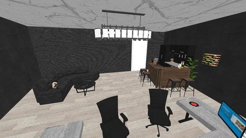 Studio - Modern - by viktorwarholm