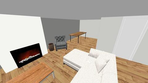 305 Warren - Living room - by moochyben