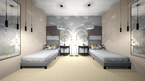 Repetition - Bedroom  - by Kellybotello