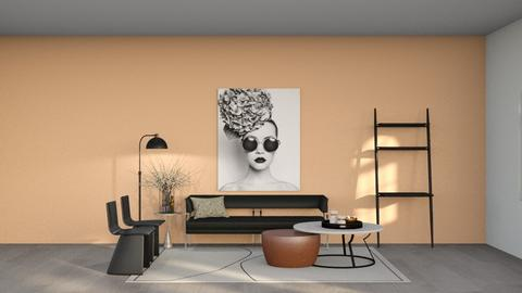 ronit - Living room  - by ilana0110