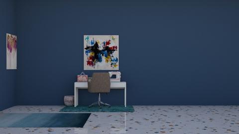 art room - Office  - by MillieBB_fan