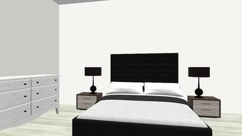 Dream Bedroom - Bedroom  - by baxtdarc13