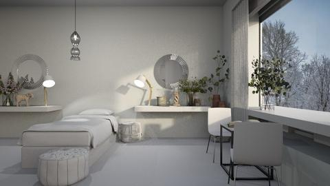 Remixed - Modern - Bedroom  - by designkitty31