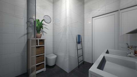 nieuwe badkamer - Bathroom  - by Jasper Verweij