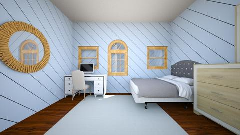 Dream Room - Classic - Bedroom  - by Queen Minnie Mouse
