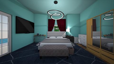 Bedroom - Bedroom - by QUEENILI805