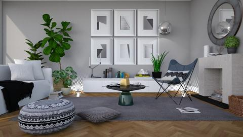 AA - Modern - Living room  - by Valkhan