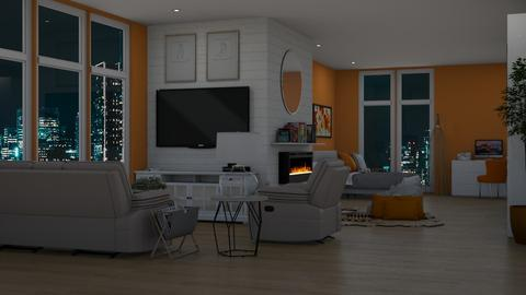 OW Apartment - Eclectic - by Itzy