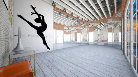 Dance floor - Modern - by Lucii