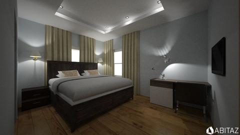 ostrich guest room main - Bedroom - by DMLights-user-1347648