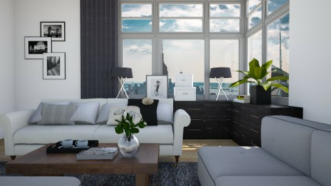 lyn - Living room - by didi_