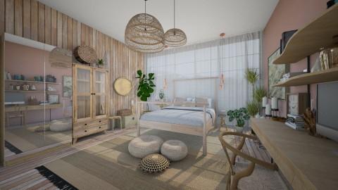 Groja - Modern - Bedroom  - by camilla_saurus