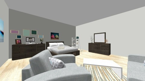 couor full room part 1 - Bedroom  - by maddieyoooo