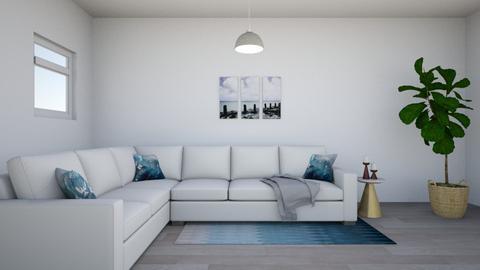 Modern Living - Modern - Living room  - by MonkeyStyler