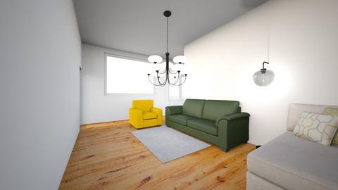 123 - Living room  - by buuu