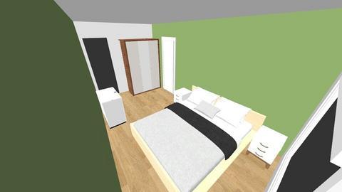 Loznice - Bedroom  - by tomasbelada