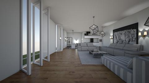 Rt - Living room  - by rosanebpf