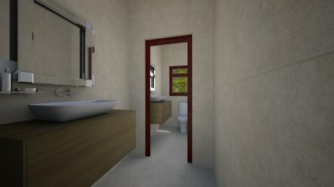 Bathroom 2 Nyari 31 b2 - by Zarinah_Otan