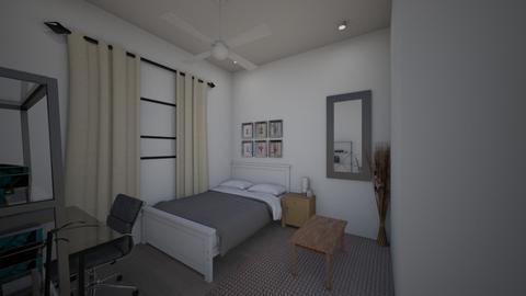 My bedroom - Bedroom  - by aika328