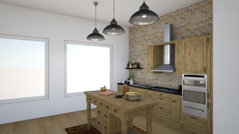 IP Artisan Kitchen - Country - Kitchen  - by Yate