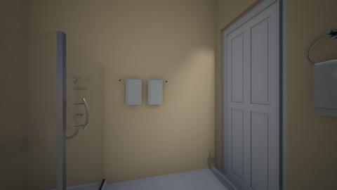 downstair washroom - by singh1313