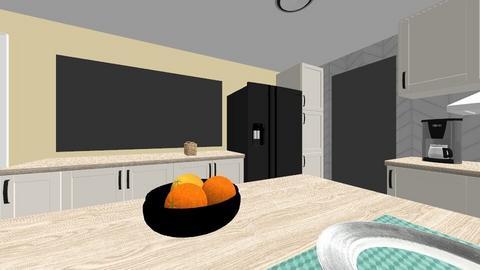 Parent Kitchen - Modern - Kitchen  - by taylorjean19