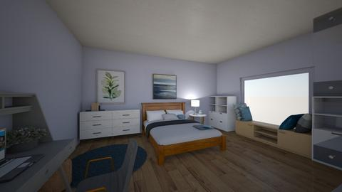 New house upstairs plan  - Bedroom  - by Thekickfamily