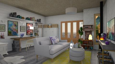 Small first flat - Eclectic - by augustmoon