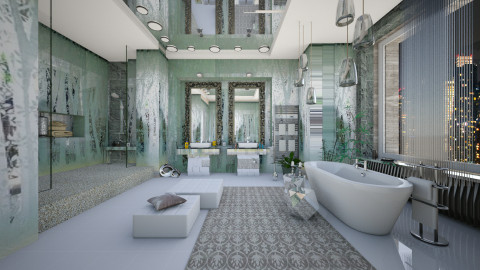 Contemporary  - Modern - Bathroom  - by Ida Dzanovic