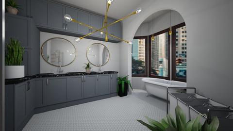 Joy Keagan Co - Bathroom  - by LazyPureRain