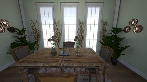 dining - Dining room - by fernadia3