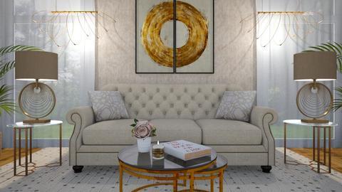 M_ Rings - Living room - by milyca8