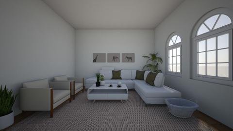 oo la la - Living room  - by Lunchlady