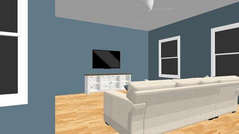 design of a living room - Country - Living room  - by cheetahlover05