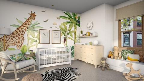 Nursery - by smunro7