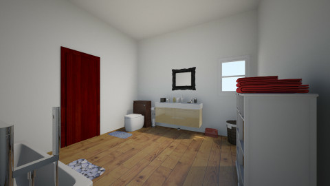 bathy bathrooom - Modern - Bathroom - by taniafunlove