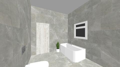 new bathroom - Modern - Bathroom  - by Thumpers mum