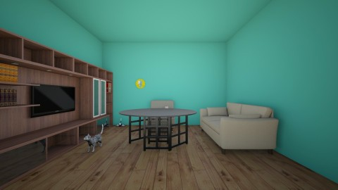 andrea123 - Classic - Living room - by andrea0211