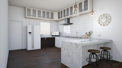 kitchen project 3 - Kitchen - by briitney