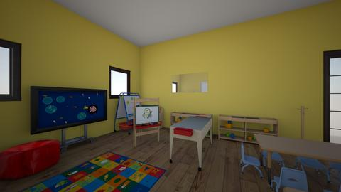 Rachel Wait - Kids room - by 66A067AF3EE07E1B248CBDBBC6101C51036