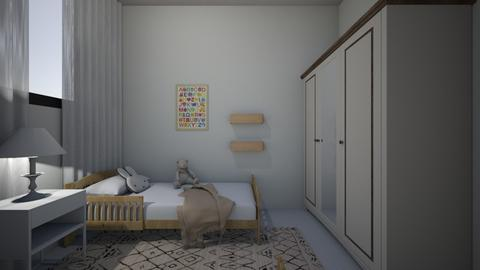Neta 2 - Kids room  - by erlichroni